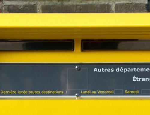Comparatif des délais de livraison du courrier en France