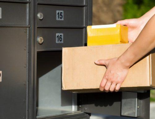 Comment vos colis atterrissent dans votre boîte aux lettres : grâce auxPassPTT!
